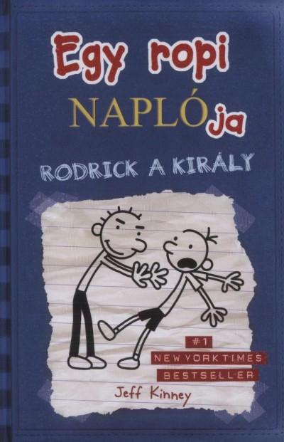 Egy ropi naplója 2. kötet - A könyv borítója